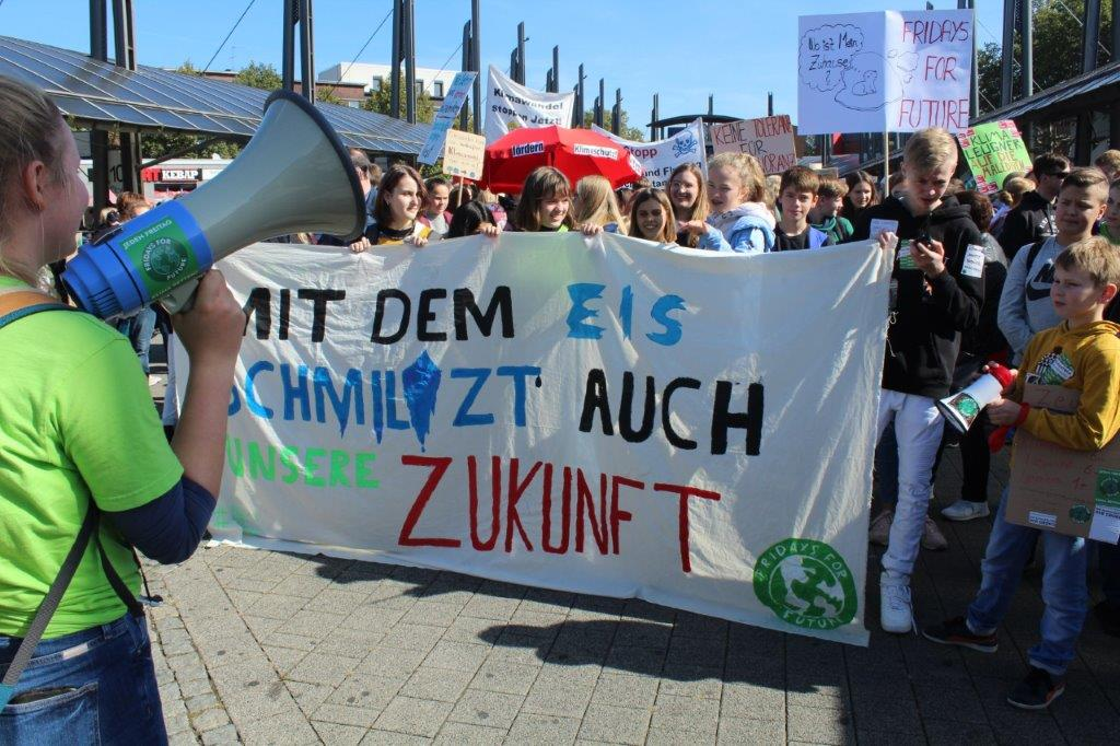 fridaysforfuture Recklinghausen 2019