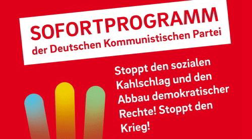 Sofortprogramm DKP