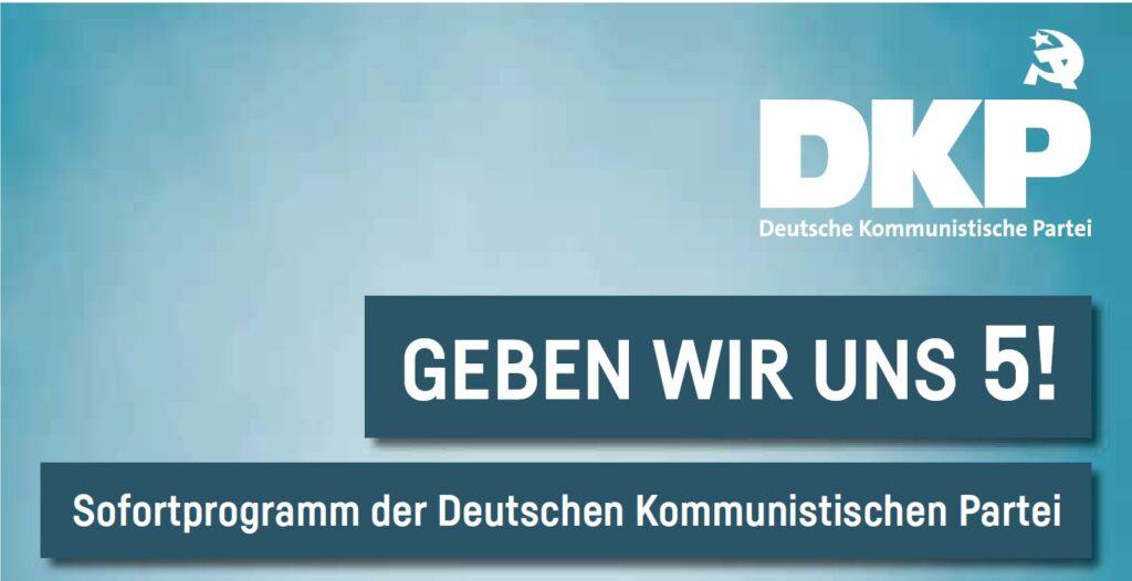DKP - Geben wir uns 5